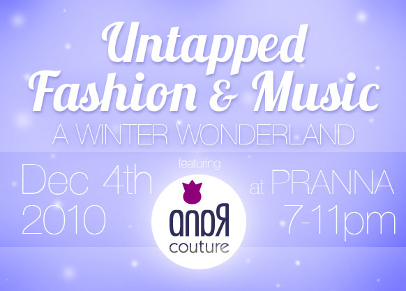 Untapped Fashion & Music Event